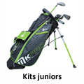 Kits de golf juniors